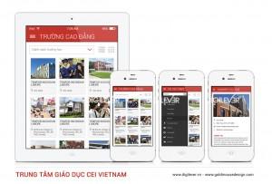 CEI mobile app