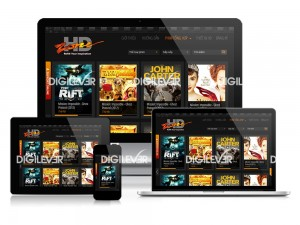 HDZone website