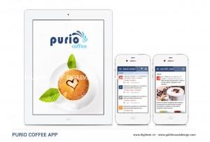 Purio CRM app