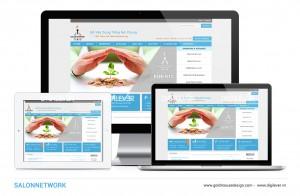 SalonNetwork website