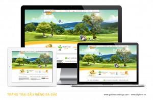 BaDao Farm website